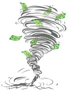 Capture those Dollars – Avoid the Vortex of Spending!